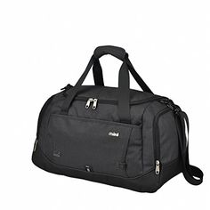 42e6373134 Mixi Carry On Luggage Duffel Gym Bag Weekender Overnight Bag for Sports  Travel