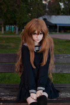 Aisaka Taiga 2015 - 6 by RocksyChan.deviantart.com on @DeviantArt
