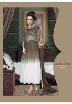 VARSIDDHI GOWN FULL SET ONLY