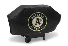 OAKLAND A'S DELUXE GRILL COVER