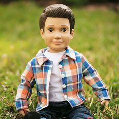 Mason Action Doll