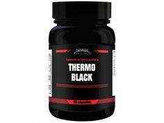 Thermo Black 60 Cápsulas - Nitech Nutrition com as melhores condições você encontra no Magazine Krvariedades. Confira!