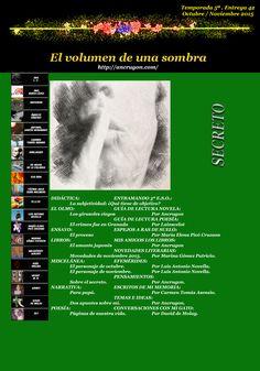 EL VOLUMEN DE UNA SOMBRA Nº 42: SECRETO. (Octubre – noviembre, 2015).