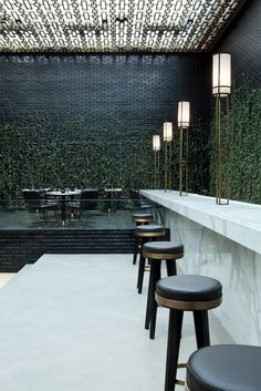 Beefbar + Monte Carlo, Monaco + Designers Humbert et Poyet