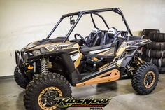 New 2017 Polaris RZR XP 1000 EPS Gold Metallic ATVs For Sale in Arizona. 2017 Polaris RZR XP 1000 EPS Gold Metallic,