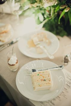 Los Olivos Wedding at Demetria Estate from onelove photography Sprinkle Party, Funfetti Cake, Floral Event Design, Happy Birthday Parties, Shower Party, Dessert Table, Rustic Wedding, Wedding Cakes, Ethnic Recipes