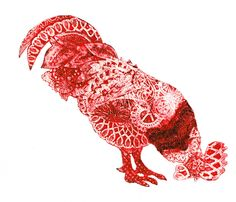 Natty Maid: Search results for collagraph Collagraph Printmaking, Visual Communication Design, Rooster Decor, Roosters, Etchings, Mark Making, Linocut Prints, Art Lessons, Bugs