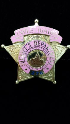 8 Best Dallas Sheriff images in 2018   Badge, Badges, Dallas