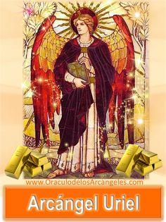 Oráculo de los Arcángeles: Ritual de Prosperidad invocando al arcángel URIEL
