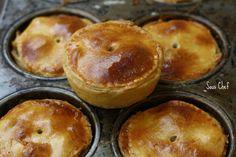Porky Pies – Homemade Pork & Apple Pies...mmmm!