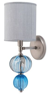 Tracy Glover Wall Sconce, Contemporary Wall Sconce, Susan Finial Sconce