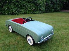 Renault Dauphine Pedal Car.