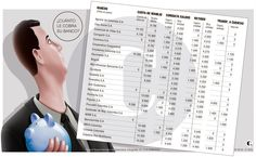 Competencia en la banca: el que cobre menos, gana