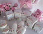 1:12 Dollhouse Perfume and Lotion boxes. 1 inch dollhouse scale for miniautures.
