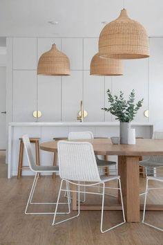 Dining Room Inspiration, Interior Design Inspiration, Home Decor Inspiration, Home Interior Design, Home Decor Kitchen, Kitchen Living, Kitchen Interior, Küchen Design, House Design
