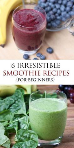 Whether you enjoy healthy, invigorating mixtures or rich, indulgent combinations, the smoothie can satisfy nearly any flavor craving. If you've only just started making smoothies, there's really not much to it; just make sure to keep bananas on hand. You can add chia seeds to any smoothie for a dose of the superfood. Are you ready to get mixing? Check out eBay's delicious, refreshing smoothie recipes for more.