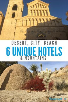 Check out 6 unique hotels that were so special, they were a memorable part of the vacation. : Check out 6 unique hotels that were so special, they were a memorable part of the vacation. Best Resorts, Hotels And Resorts, Best Hotels, Budget Hotels, Amazing Hotels, Visit California, California Travel, Southern California, Unique Hotels