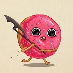 Mike Mitchell. | 29 Awesome Illustrators You Should Follow On Instagram