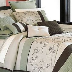 Bedding, Chandler 10-Piece Comforter Set | review | Kaboodle