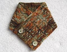 Promenade Scarf by Mimi Codd, knitted by Drin | malabrigo Worsted in Autumn Forest