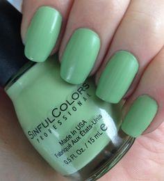 Sinful Colors: Chalk It Up