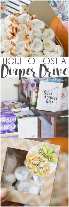 Diaper Drive Tips And Ideas Diaper Drive Info Tips