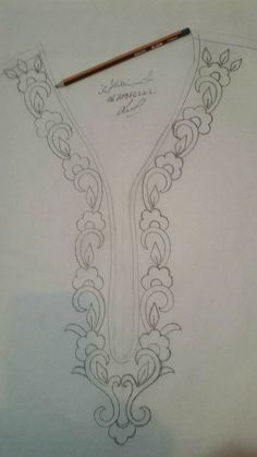 Crewel Embroidery - Long & Short as Soft Shading in Colors - Embroidery Patterns Border Embroidery Designs, Floral Embroidery Patterns, Hand Embroidery Flowers, Hand Embroidery Stitches, Silk Ribbon Embroidery, Embroidered Flowers, Beaded Embroidery, Machine Embroidery, Sewing Patterns