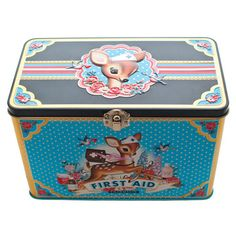 First Aid Tin, 13,50€, now featured on Fab.