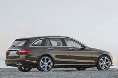 Mercedes-Benz S 205 C-class estate