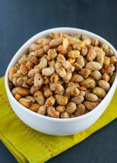 Garlic Edamame Recipe