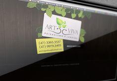 Capa de espera do novoweb site - Art Viva Jardins