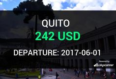 Flight from San Francisco to Quito by jetBlue #travel #ticket #flight #deals   BOOK NOW >>>