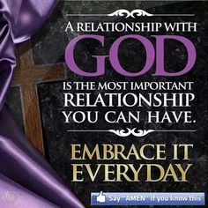 As there is only GOD and GOD knows of no other GOD then you had better make quiet sure you have a relationship first and there are no second chances and no one has ever come back, unless GOD spoke it! That is why GOD raises the dead to give a testimony to the WORLD that GOD is not dead and has not changed!
