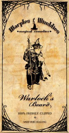 Warlock's Beard