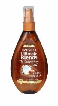 GARNIER ULTIMATE BLENDS THE SLEEK PERFECTOR OIL 150ML Natural Hair Care, Natural Hair Styles, Hair Oil, Health And Beauty, Shampoo, Household, Conditioner, Fragrance, Cooking Recipes