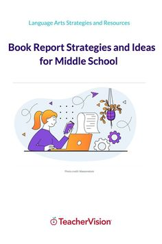 Use the 4 strategies and 2 resources in this packet to help your middle school students get more out of their reading and write better book reports. These book report strategies can be applied to any work of fiction, and the editable worksheets focus on collecting and organizing the most important plot and character information. Reading Resources, Reading Skills, Book Reports, School Photos, Graphic Organizers, Learn To Read, Reading Comprehension, Phonics, Social Studies