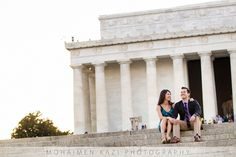 Washington DC Wedding Photographer - DC Engagement Photos - Ben