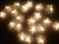 Star String Lights-Pretty lights for home decor or parties