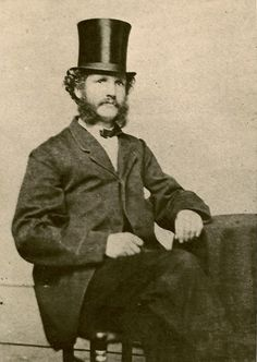 Pryce Lewis was born in 1828 in Newton, Wales and emigrated to the United States in 1856. During the Civil War, he was employed by the Pinkerton Detective Agency and worked as a spy for the Union in Richmond, Va. He was captured and sentenced to be hanged but managed to escape death because of his British citizenship.