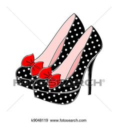 high heel printables  high heel blade shoes outline with