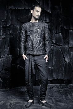 Minoar Menswear Crust of the Moon Dark Fashion, Mens Fashion, Fashion Labels, Ss16, Different Styles, Menswear, Moon, Style Inspiration, How To Wear