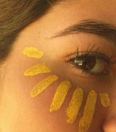New photography artistique photoshoot eyes Ideas Yellow Photography, Paint Photography, Tumblr Photography, Creative Photography, Artistic Photography, Photography Ideas, Aesthetic Photo, Aesthetic Art, Aesthetic Yellow