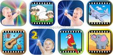 Sound Touch Apps for Toddlers