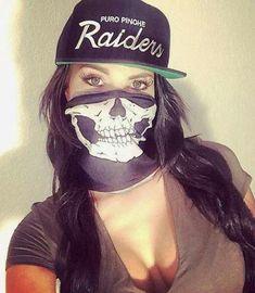 Sexy Eyes and classy Cleavage Raiders Vegas, Raiders Girl, Raiders Cheerleaders, Latina Models, Chola Style, Oakland Raiders Football, Billabong Girls, Brown Pride, Gangster Girl