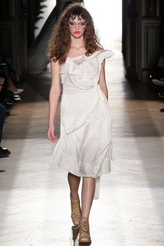 Vivienne Westwood Spring 2015 Ready-to-Wear / Runway