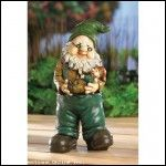 Grandpa Garden Gnome Statue - FREE SHIP Continental 48 US States ONLY