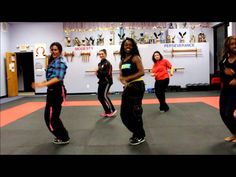 Zumba Thriller Dance Choreographed by Lillian Gaynor.wmv
