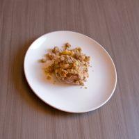 Perzik crumble : Koolhydraatarme recepten