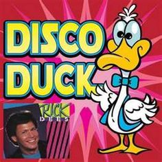 Disco Duck became a nationwide hit in the United States September 1976