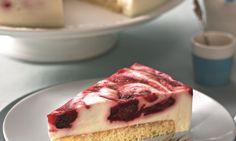 Tort Limoncello Rețetă: Plăcut și răcoritor - Una dintre sutele de retețe delicioase de la Dr. Oetker! Limoncello, Cheesecake, Treats, Sweet, Basket, Lemon, Cheesecake Cake, Sweet Like Candy, Cheesecakes